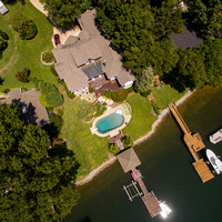 Aerial View of 111 Westridge Court, Chapin, SC 29036 - For Sale
