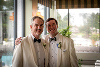 Rustin and Chris get married