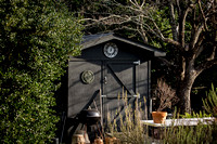 Garden Shed late afternoon
