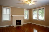 114 S Sims Avenue; For Sale; Living Room