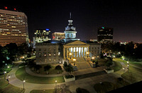 SC State House at night